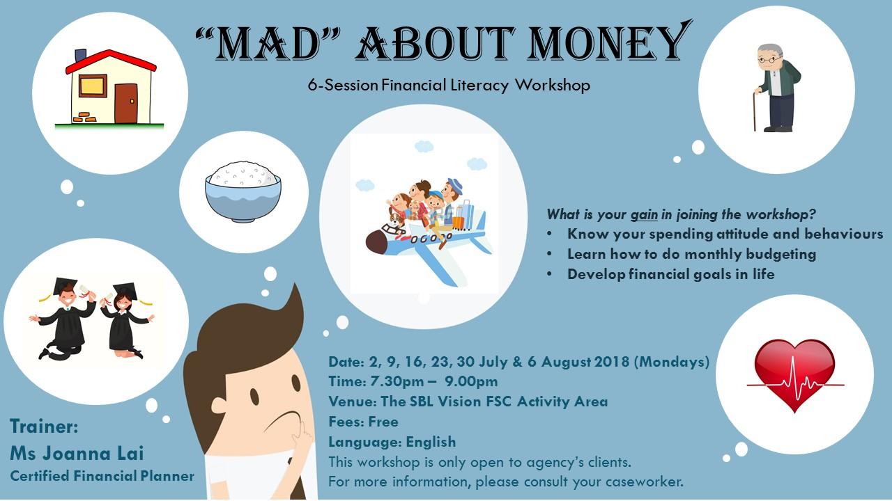 "Past Event: ""MAD"" About Money"
