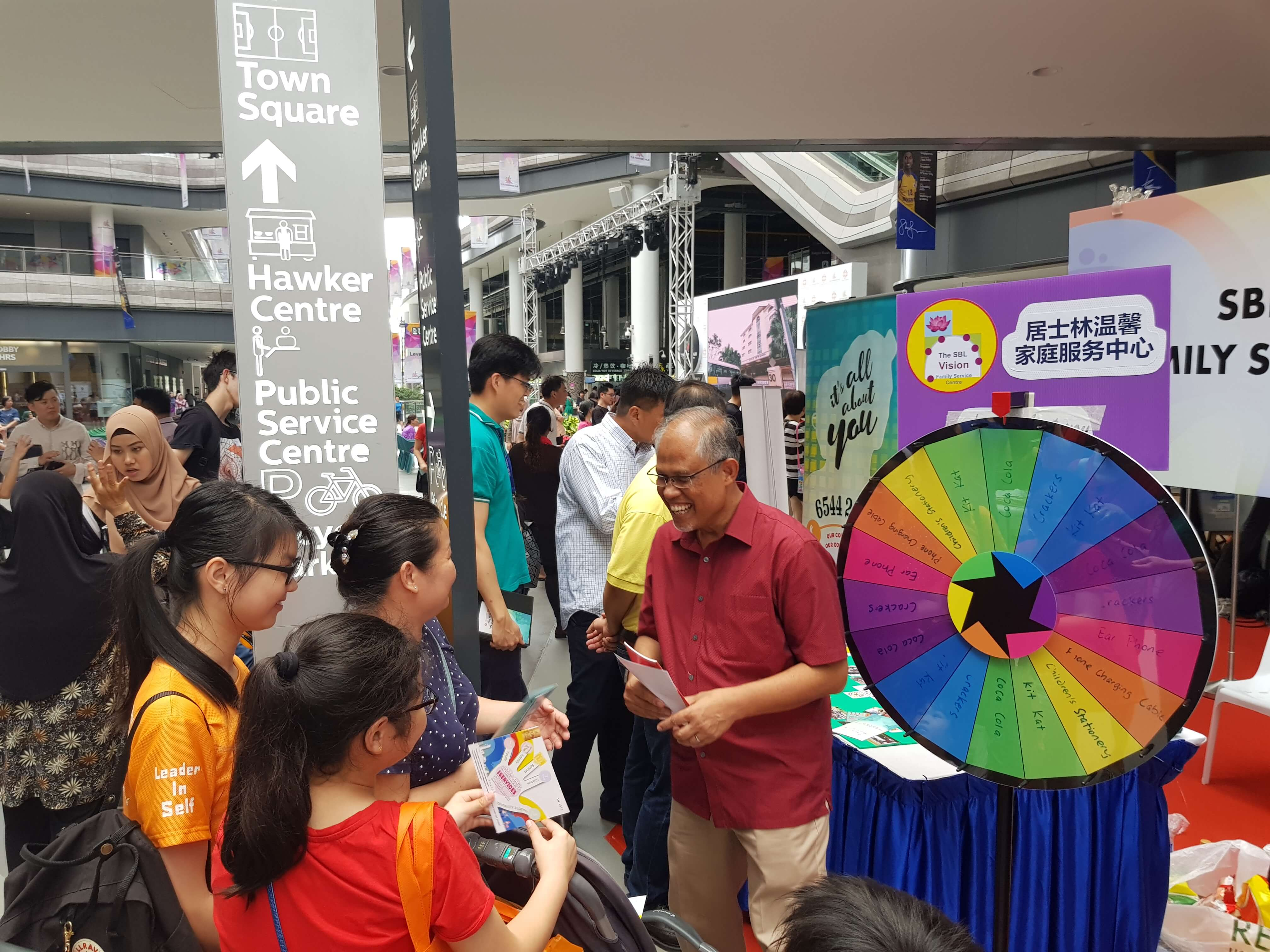 Past Event: VWO Day @ Our Tampines Hub